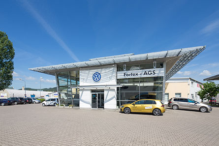 O společnosti FORTEX – AGS, a.s.