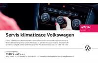 Servis klimatizace Volkswagen