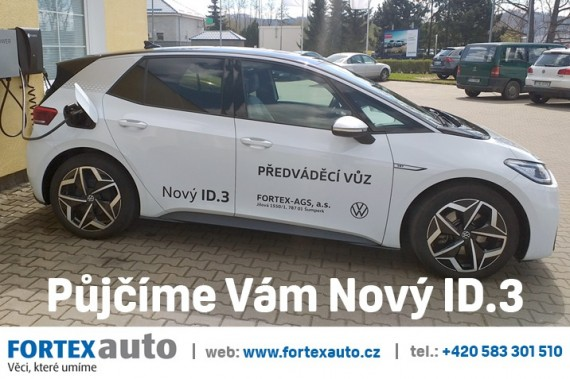 Půjčíme Vám Nový ID.3