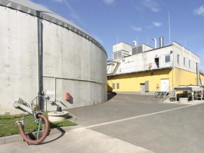 Úsovsko EKO s.r.o., Bioplynová stanice Klopina