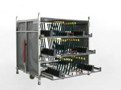 Sekvenční vozíky