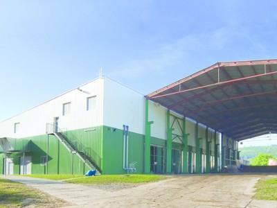 Bioplynová stanice Šumperk