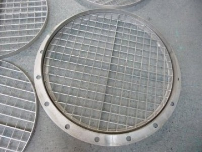 STAINLESS STEEL COVERS OF CIRCLE DRAIN AREA