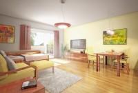 Seniorské apartmány Nový Malín